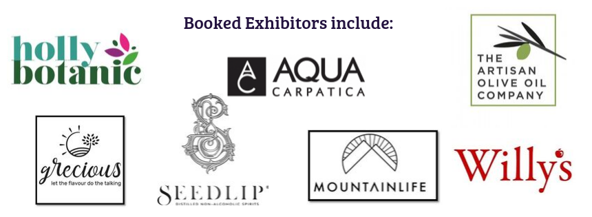 Booked Exhibitors HN