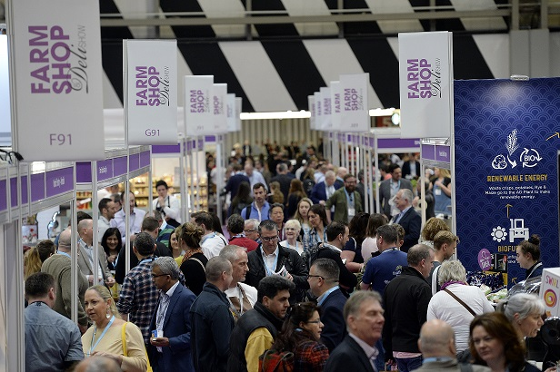Specialist foodies delight as Farm Shop & Deli Show boasts more visitors than ever before
