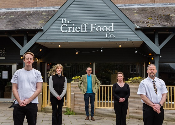 New home delivery and 'pick & go' collection service launched by Award winners The Crieff Food Company