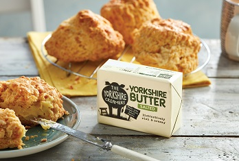 Yorkshire Creamery Butter Scone and Pack cropped