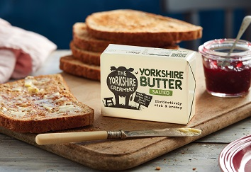 Yorkshire Creamery Butter Toast and Pack cropped