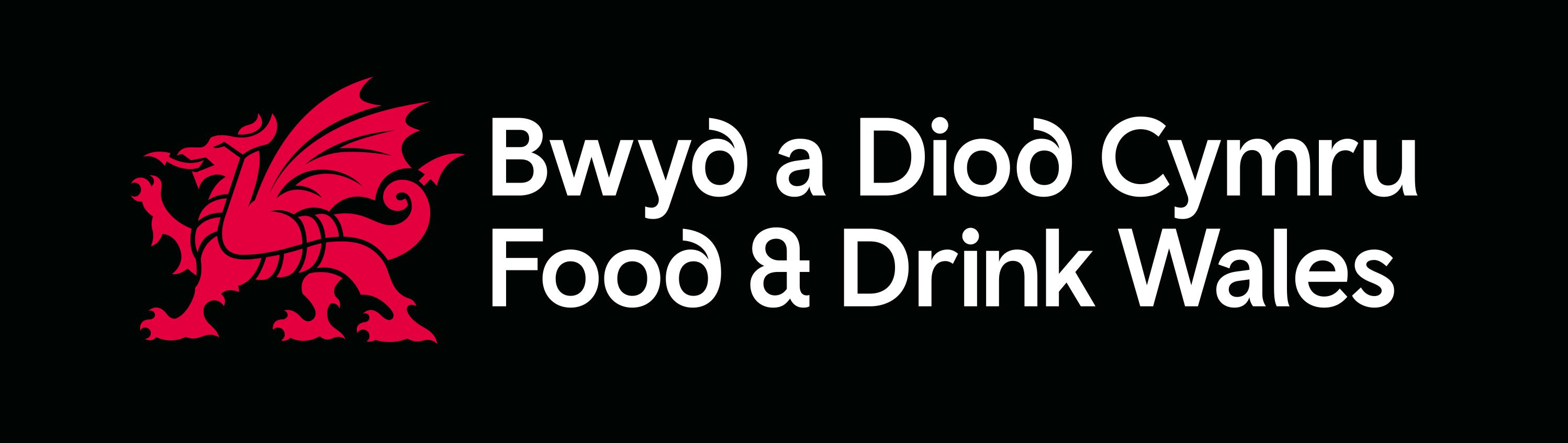 Food and Drink Wales logo