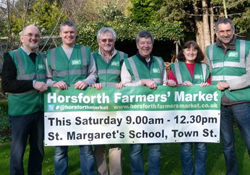 Horsforth Farmers Market Market winners