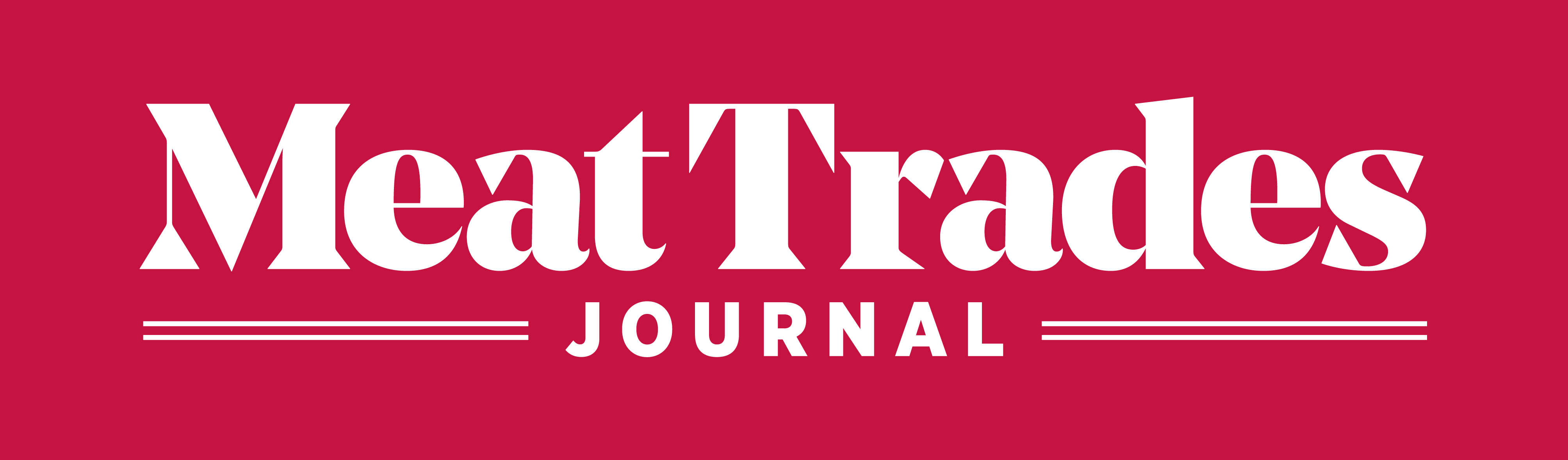 Meat Trade Journal