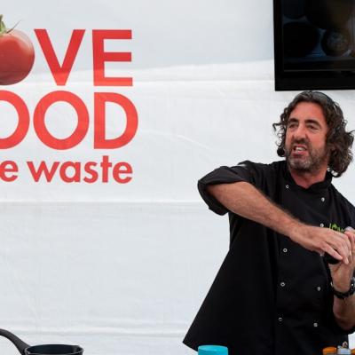 Making Food Waste Profitable