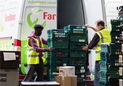 FareShare blog: Fighting hunger and food waste
