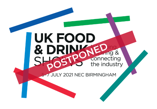 UK Food & Drink Shows to Move to 2022