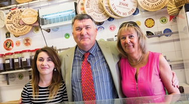 Arthur Howell talks about his Farm Shop & Deli Awards win