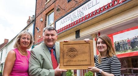 Meet your Farm Shop & Deli Awards judge, Arthur Howell