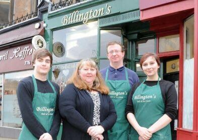 Awards blog: Meet Billingtons Scotland Farm Shop & Deli regional winner 2016