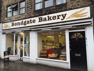 Why did Bondgate Bakery enter the Farm Shop & Deli Awards?