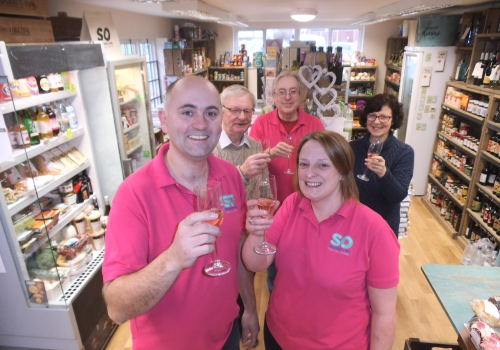 Could you be the next Local Shop of the Year?