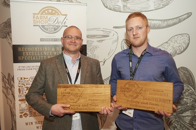 Double award winners Veasey & Sons chat to the Farm Shop & Deli Show team