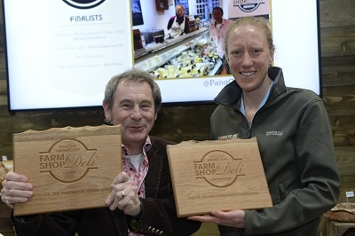 Meet the winners: Cheese Etc - The Pangbourne Cheese Shop
