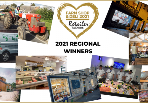 Meet the Farm Shop & Deli Awards 2021 Winners