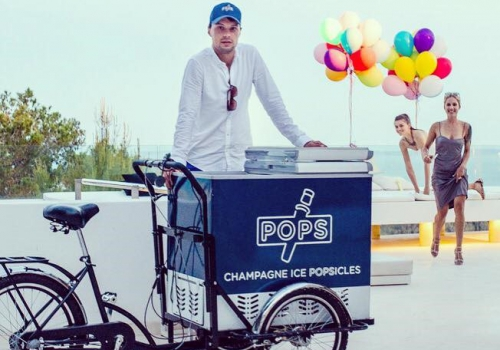 POPS - Ice lollies for grown-ups