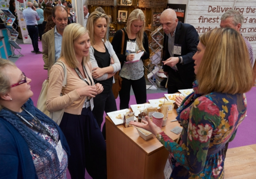 Under one week to go before doors open on Farm Shop & Deli Show